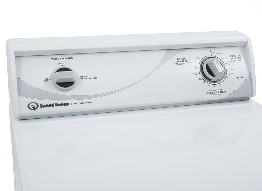 Speed Queen 7cbf  3-cycle  43 U0026quot  Gas Dryer Adg3srgs