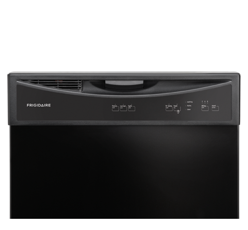 FFBD2406NB Black Dishwasher Frigidaire