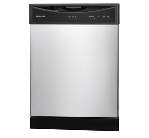 FFBD2406NS Stainless Steel Dishwasher Frigidaire