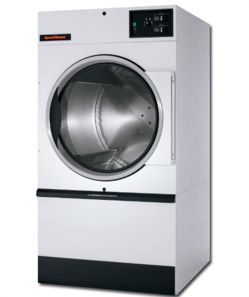 Industrial Tumble Dryers ~ Speed queen front load lbs gas dryer industrial