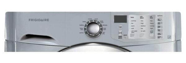 Washer FFFS5115P Silver Controls