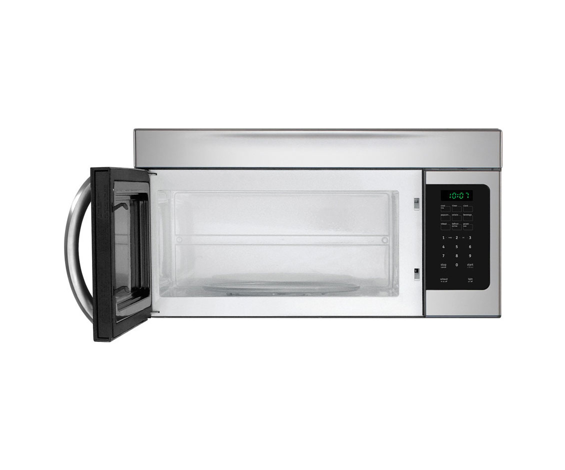 Frigidaire 1.6 Cu. Ft. Over-The-Range Microwave Large Capacity