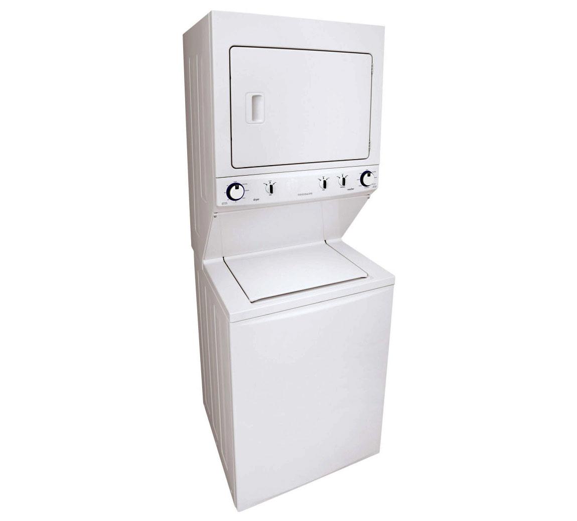 Frigidaire 27 Quot Gas Washer Dryer Combo Fflg3911qw Lp Gas
