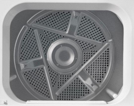 Frigidaire 27 Quot Electric Washer Dryer Combo Ffle3911qw Lp