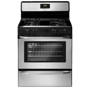 "Frigidaire 30"" LP Gas Range Stainless Steel"