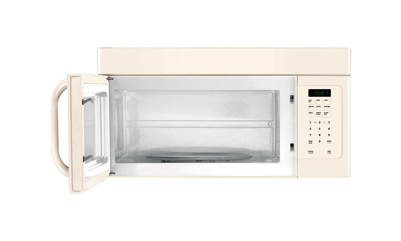Bisque Frigidaire Microwave Large Capacity
