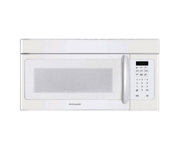White Color Frigidaire Microwave