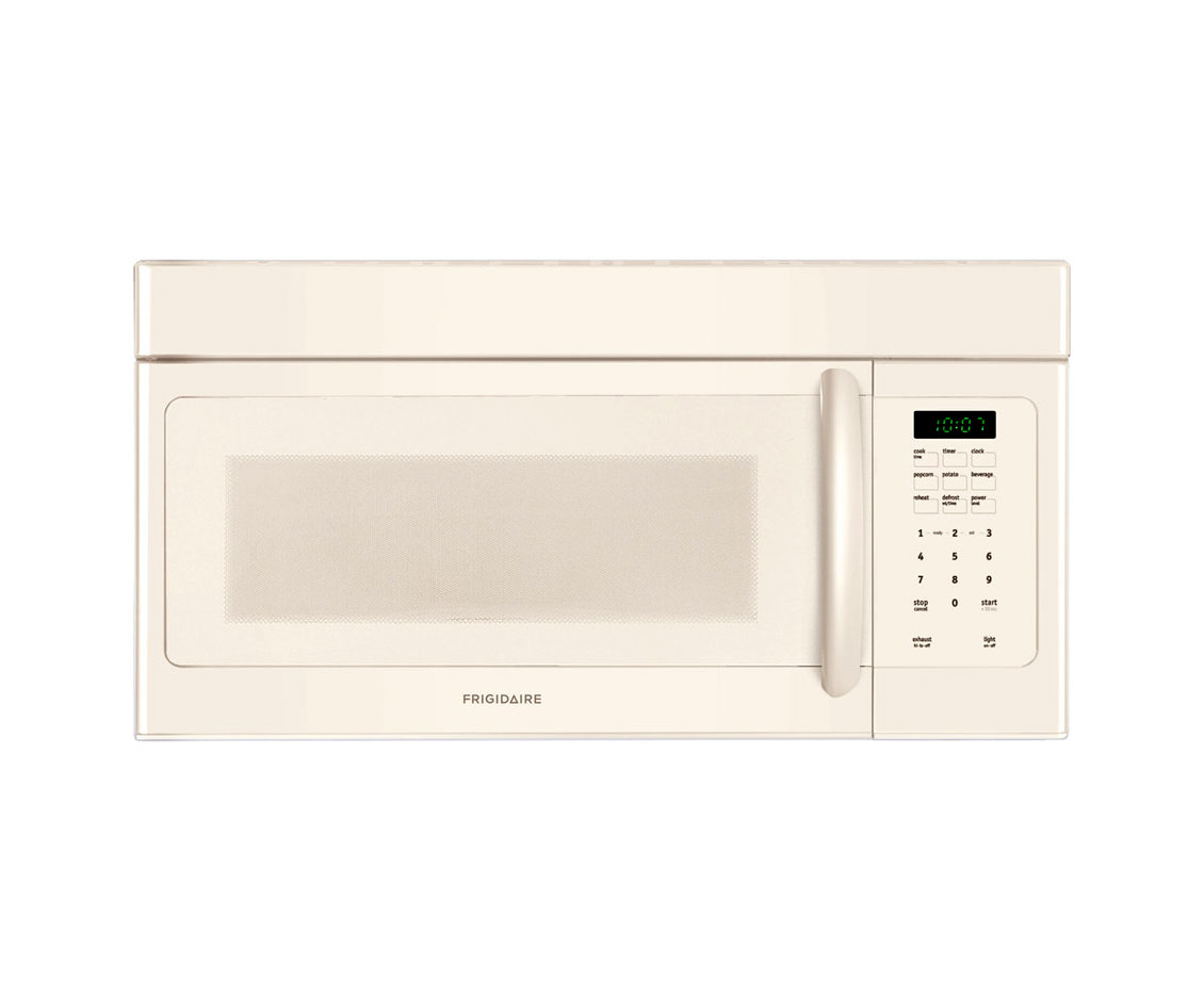 Bisque Color Frigidaire Microwave