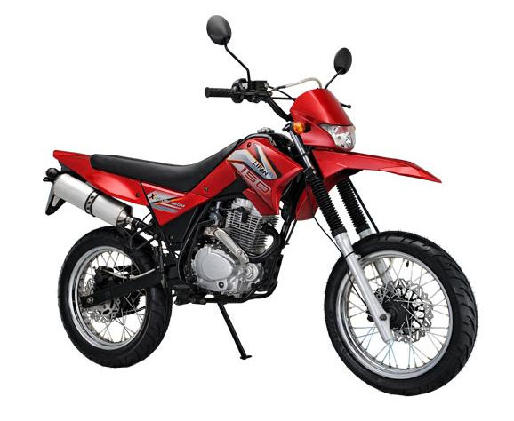 LF150GY-3B Red