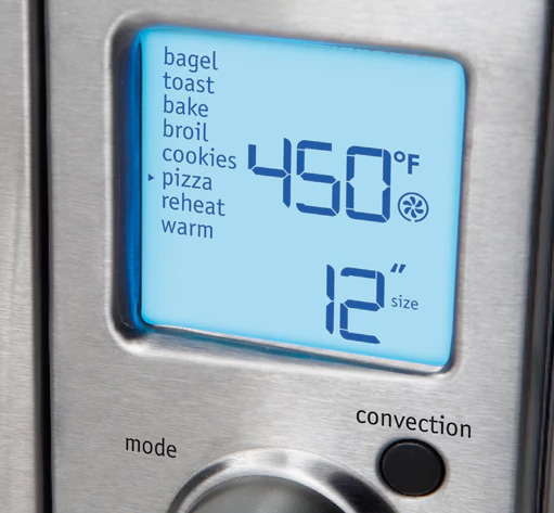 FPCO06D7MS Toaster LCD Display