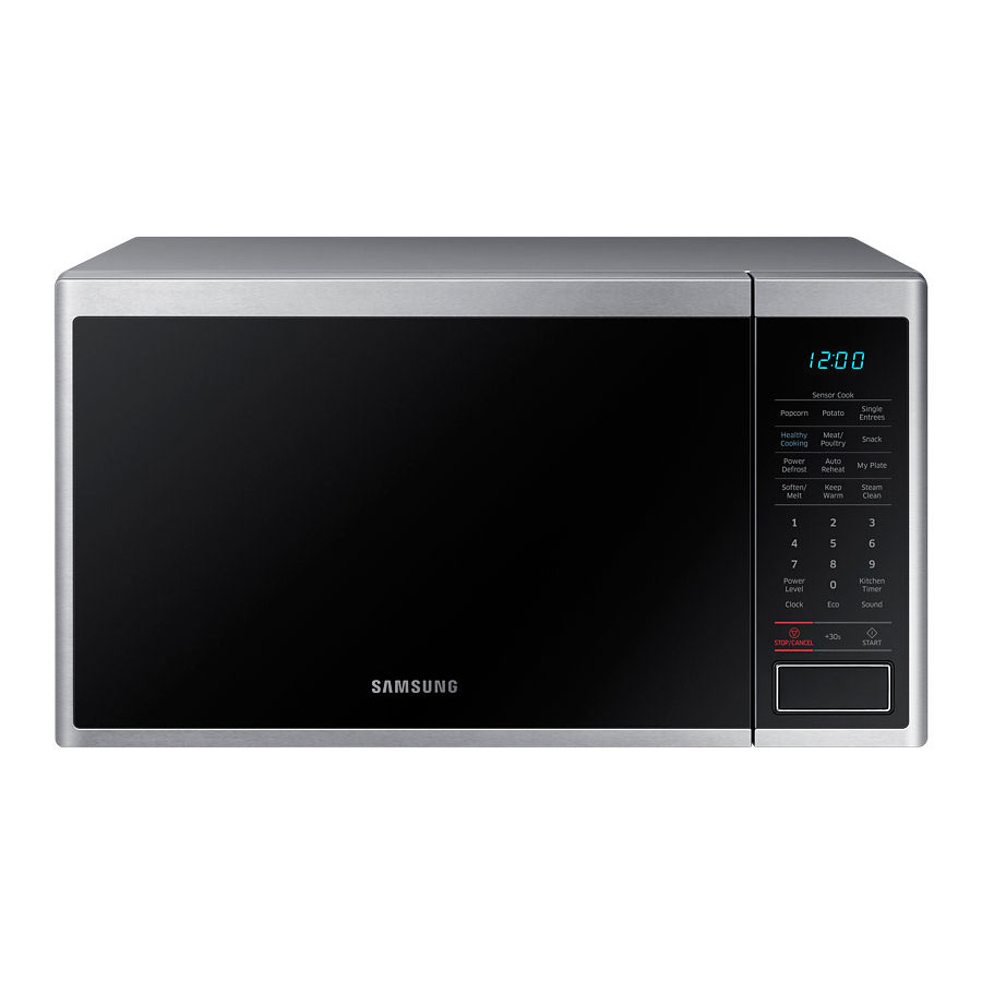 Samsung 1 1cbf Microwave Neo Stainless Ms32j5133bt Lp