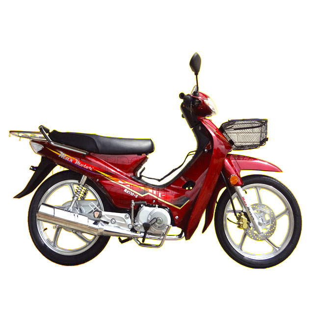 Max Motor 110cc Wine Red Motorcycle Max Motor 110 2 Lp