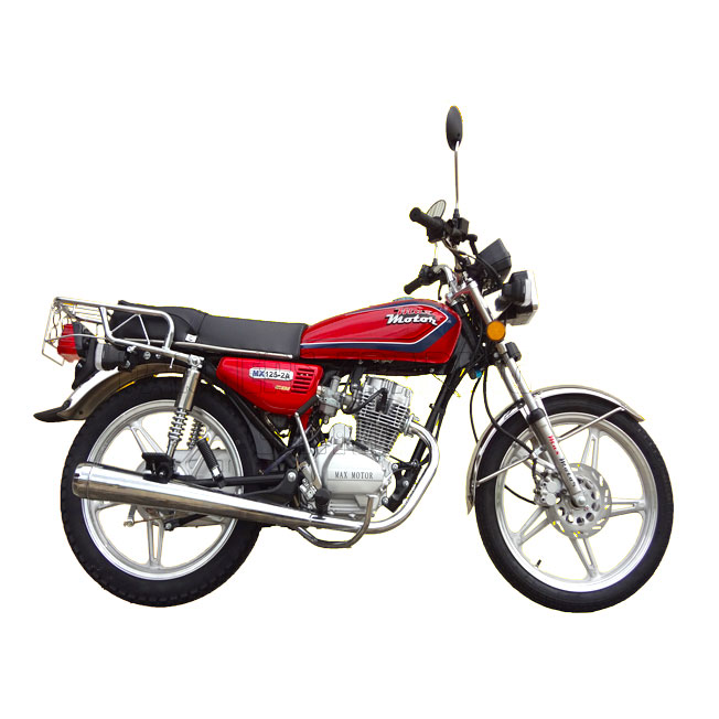 Max Motor 125cc Red