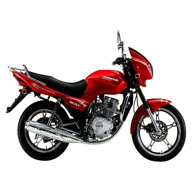 Max Motor 125cc Red Motorcycle Max Motor 125 8 Lp Gas
