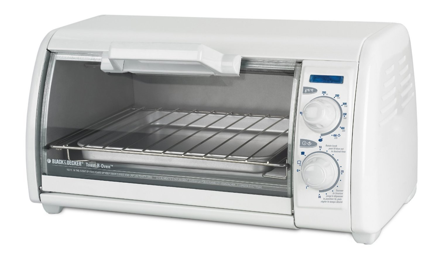 Black And Decker Toaster Oven White Tro420 Lp Gas Amp Supplies