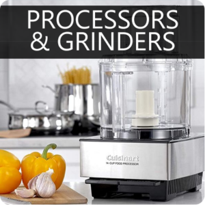 Processors & Grinders